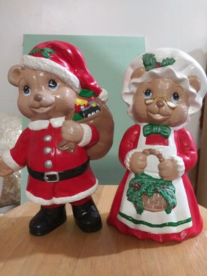 Mr. and Mrs. Claus for Sale in Brooklyn, NY