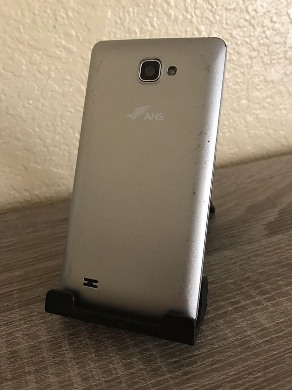 ANS UL40 Grey Assurance Wireless CDMA Smartphone 8GB Budget Virgin Mobile  for Sale in Tucson, AZ - OfferUp