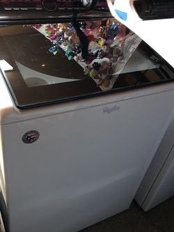 Whirlpool Cabrio Washer And Dryer for Sale in Salinas,  CA