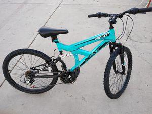 """Kids next gauntlet mountain bike 24"""" almost new . for Sale in Hemet, CA"""