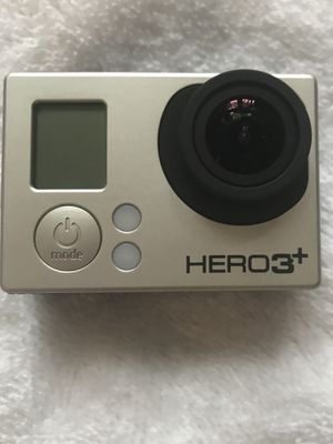 GoPro Hero 3 Plus camera with wireless remote for Sale in Plainwell, MI