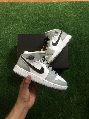 """Jordan 1 Mid """"Smoke Grey"""" (GS) for Sale in Marina del Rey, CA"""