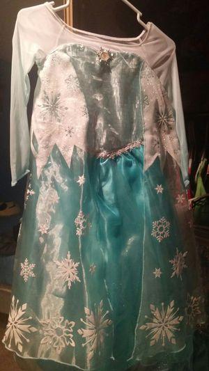 Elsa dress from Disneyland park for Sale in Overland Park, KS