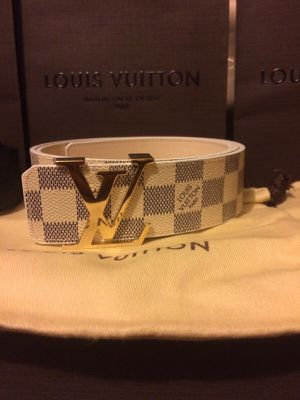 Louis Vuitton belt for Sale in Bronx, NY