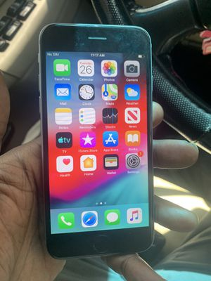 iPhone 6 unlocked any carrier 64gb for Sale in Baltimore, MD