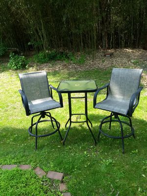Patio furniture for Sale in Red Hill, PA