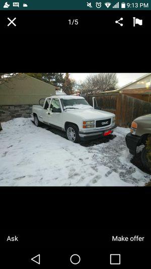 96 chevy Silverado for Sale in Salt Lake City, UT