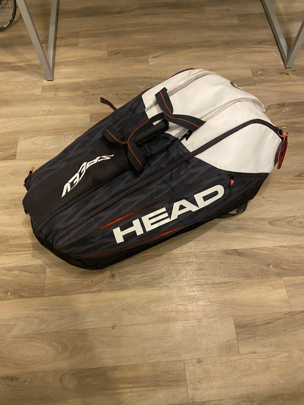 Tennis bag (head speed)