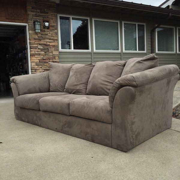 Fabulous Couch Signature Design By Ashley Furniture Bailey Sofa Uwap Interior Chair Design Uwaporg