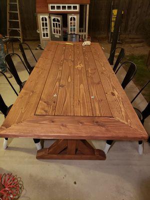 Farm table for Sale in Selma, CA