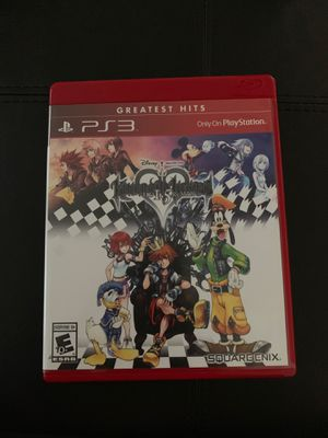 Kingdom Hearts 1.5 Remix PS3 for Sale in Richmond, TX
