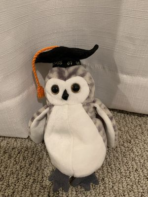 "Ty beanie baby ""wiser"" class of '99 for Sale in Menifee, CA"
