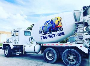 Concrete truck mix for Sale in Medley, FL