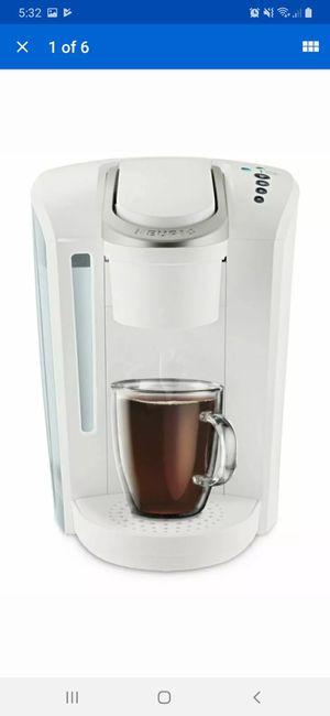 Keurig K-Select K80 Coffee Maker, Single Serve K-Cup, Matte White for Sale in Henderson, NV