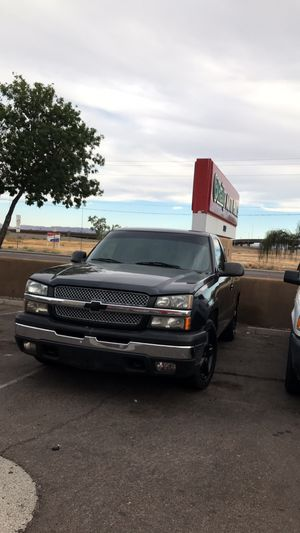 Chevy Silverado hood and grill for Sale in Phoenix, AZ