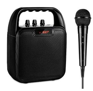 ARCHEER Portable PA Speaker System, bluetooth Speaker with Microphone, Karaoke Machine Voice Amplifier Handheld Mic Perfect for Party,Karaoke for Sale in Mesa, AZ