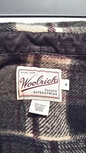 Vintage Woolrich wool shirt for Sale in Winfield, PA