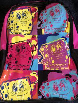 Kids Backpacks SpongeBob & Rapunzel for Sale in Corona,  CA