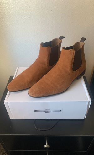 Aldo suede Chelsea boots for Sale in Las Vegas, NV