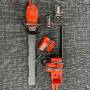 Milwaukee Cordless Yard Tool Set for Sale in Rochelle Park, NJ