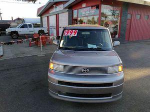 2005 Scion xB for Sale in TACOMA, WA