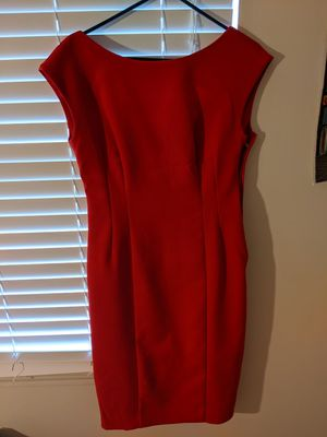 Anthropologie red sheath dress for Sale in Indianapolis, IN