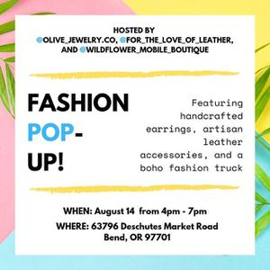 Fashion Pop Up for Sale in Bend, OR