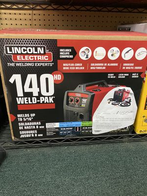 Lincoln 140 HD welder for Sale in East Bridgewater, MA