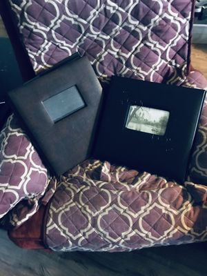 New photo albums both for $6 for Sale in Portland, OR