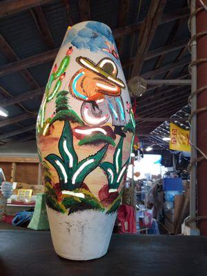 Mex. Lamp circa 1950's for Sale in La Vernia, TX
