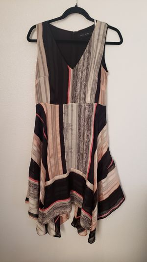 Black/Pink Handkerchief Dress Sleeve Dress for Sale in Anchorage, AK