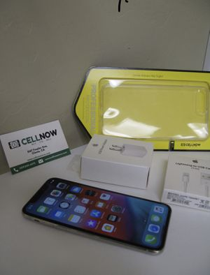 iPhone X - 256gb - ATT for Sale in Clovis, CA