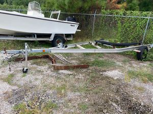 Aluminum boat trailer for Sale in Kemah, TX