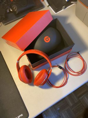Beats studio 2 wired headphones for Sale in South Brunswick Township, NJ