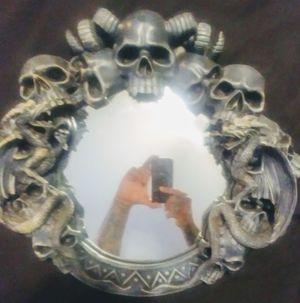 Big Skull mirror for Sale in Amherst, VA