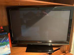 panasonic 42 inch viera tc-42px14 N TV for Sale in Lorton, VA