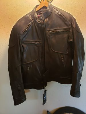 Triumph motorcycle Riding Jacket for Sale in San Antonio, TX