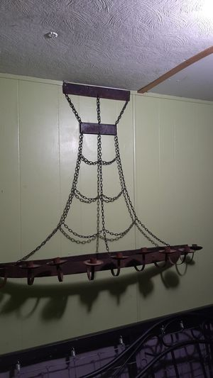 Vintage iron gothic style 10 candle holder for Sale in Spout Spring, VA