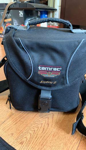 Tamrac Explorer 2 Black DSLR Camera Bag for Sale in Miami, FL
