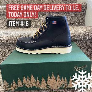 American Made Danner Soft Toe Work Boot/Bota De Trabajo Americana Danner Sin Casquillo for Sale in Highland, CA