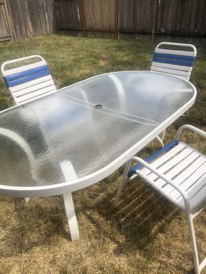 Garden table for Sale in Kearns, UT