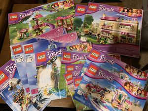 LEGO Friends Instructions Lot of 15 for Sale in Orange, CA