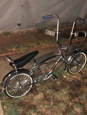 Call rider bike not a Schwinn for Sale in Los Angeles, CA