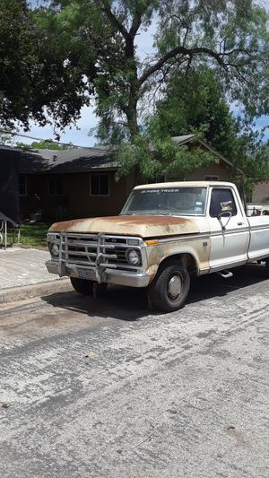 1976 f100 Ford ranger for Sale in San Antonio, TX