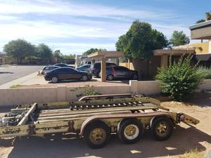 Heavy Duty Trailer/Car Hauler for Sale in Tempe, AZ