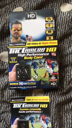 Cop Cam Portable recording decide with memory card for Sale in Lake Oswego, OR