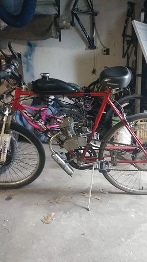 Motorized bike 80cc for Sale in Atco, NJ