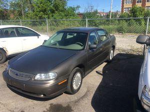2002 Chevy Malibu 148k miles runs great for Sale in Detroit, MI