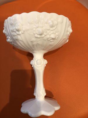 Vintage Fenton Mill Glass Vase for Sale in Reston, VA