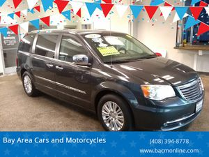 2012 Chrysler Town &Country Limited 4dr. Minivan for Sale in Gilroy, CA